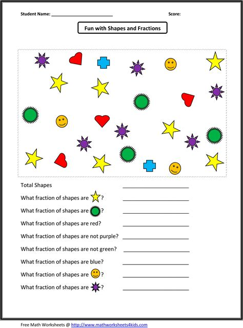 identifying fractions worksheets identifying fraction worksheets what s new