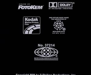 The Gallery For Mpaa Iatse Kodak Dolby Sdds Dts