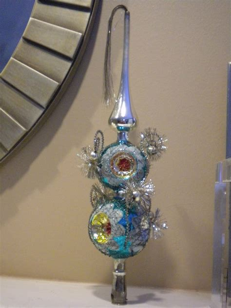 pin by kimmy holiday on christmas vintage tree toppers