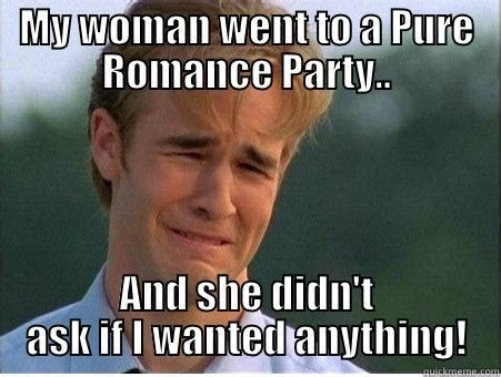 Pure Romance Meme - pr let down quickmeme