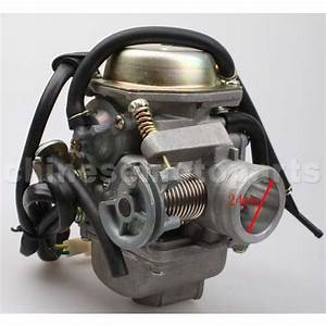 Gy6 150 Cc Scooter Moped Carburetor Carb Atv Gokart Roketa Taotao Chinese Sunl  N090