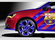 Audi A1 FC Barcelona, Barça, Barsa