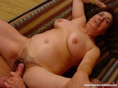 Horny Granny Fucks Young Hard Cock 5609 Page 2