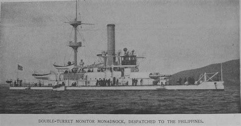 battleship photo index   uss monadnock