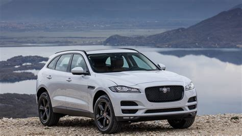 2017 Jaguar F-pace Suv Review With Price, Horsepower And