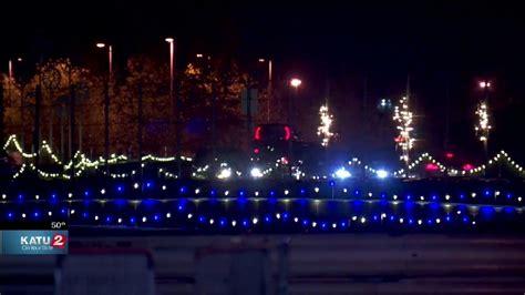 portland international speedway christmas lights portland international raceway christmas lights
