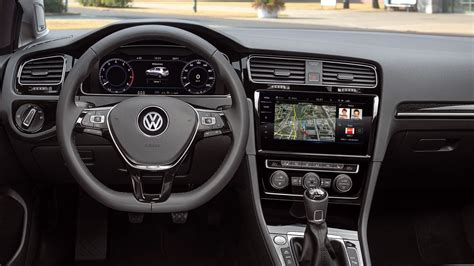 volkswagen gti    incredibly high tech