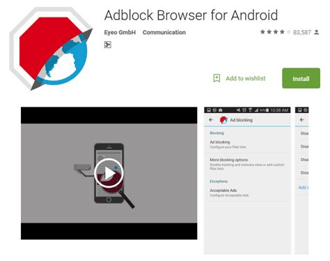 browser for android 10 free adblocker apps for android to block ads for