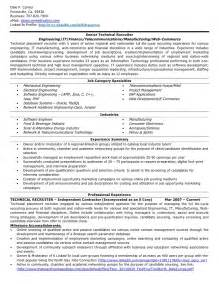 it recruiter resume for experienced senior technical recruiter resume http jobresumesle 686 senior technical recruiter
