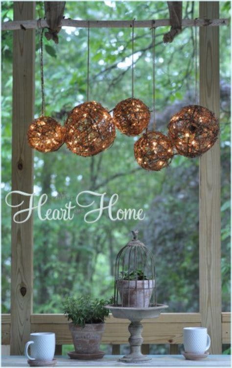 41 super creative diy chandeliers