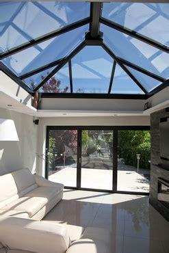 upvc aluminium roof lanterns  trade conservatories