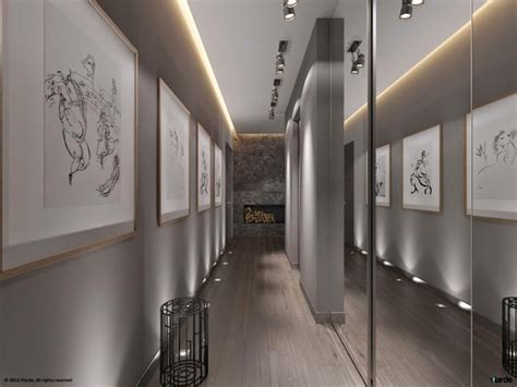 Latest modern LED lights for false ceilings and walls