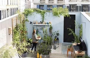 petit jardin nos astuces et conseils pour un petit With amenagement jardin petite surface 2 idees deco un balcon inspirant