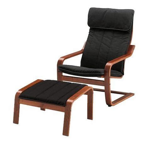 poang ikea chair and footstool nazarm