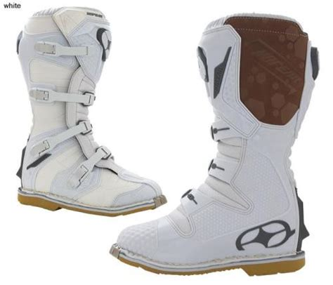 no fear motocross boots other bike part accessories brand new no fear trophee