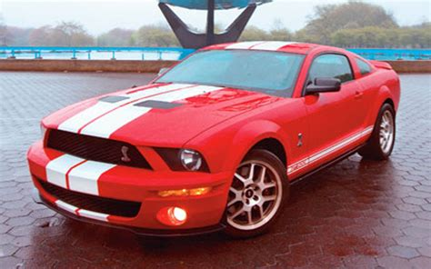 ford shelby gt  drive motor trend