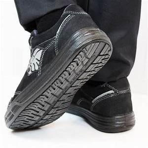 Chaussure De Securite Cuisine : chaussures de s curit basket gris ~ Melissatoandfro.com Idées de Décoration