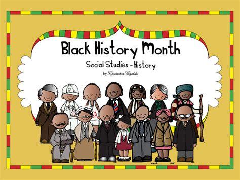 black history month kindergarten activities the constant kindergartener teaching ideas and resources