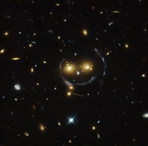 Hubble Telescope Captures Space Smiley - DIY Photography