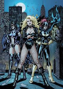 Birds of Prey: Black Canary, Batgirl, & Huntress   My ...