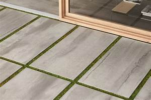 Dalle Sur Plots : dalle sur plot gris fonc dogma hdg215 60x120 cm as de carreaux ~ Farleysfitness.com Idées de Décoration