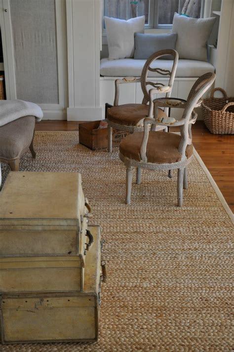 comment nettoyer un tapis en jonc de mer le tapis jonc de mer pour le salon classique en 60 belles id 233 es archzine fr