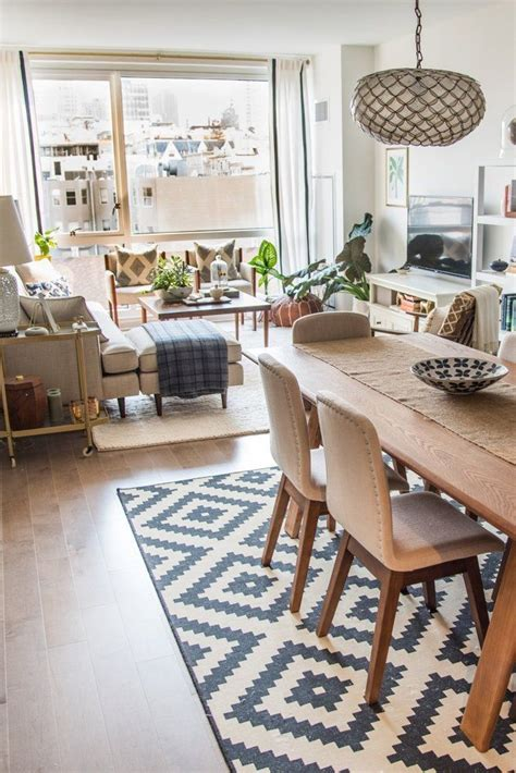 Best 20+ Small Living Dining Ideas On Pinterest