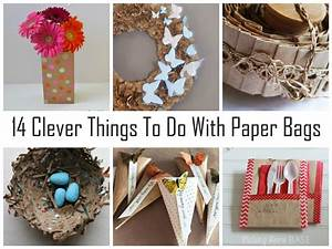 Clever, Things, To, Do, With, Paper, Bags