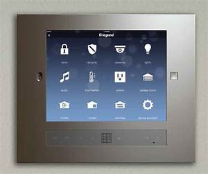 Legrand Legrand Intuity Version 2 1 Home Automation System