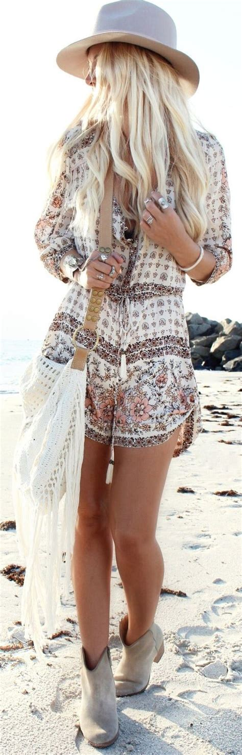 40+ Hippie Style Boho Summer Outfits for Women