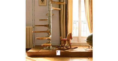 installer un escalier au milieu du salon c 244 t 233 maison
