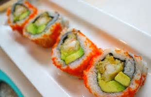 Mexican Roll Sushi