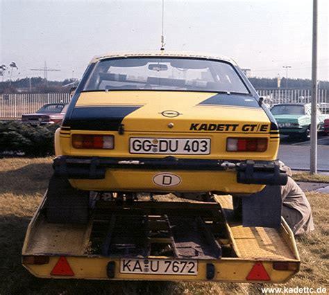 opel kadett 1976 sven s kadett c homepage www kadettc de rallyebilder