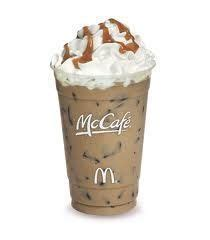 I had gotten their iced frappes once and they were okay, i got their iced coffee yesterday and it was just. McDonald's Iced Coffee recipes (only thing I like/get at McDonalds)   Ice coffee recipe ...