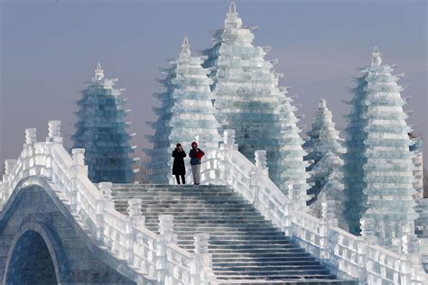 Harbin And Snow Festival Picture by Photos Of The 2019 Harbin And Snow Festival The Atlantic