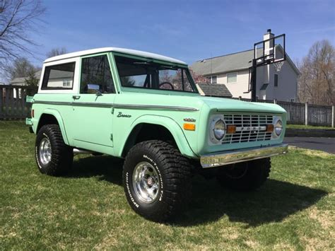New Ford Bronco For Sale by Find Used 1977 Ford Bronco In Baltimore Maryland United