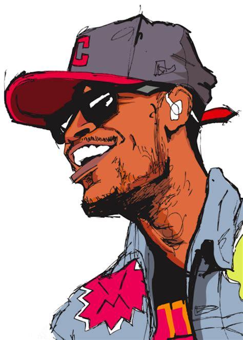 hip hop cartoon characters clipartsco