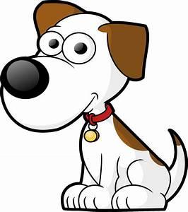 Puppy Cartoon Clip Art - Cliparts.co