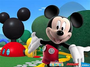 Mickey Mouse Clubhouse Images Wallpaper - Mickey Mouse ...