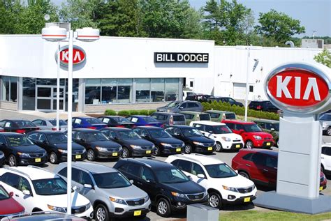 Bill Dodge Kia Westbrook by Bill Dodge Kia Car Dealers 3 Saunders Way Westbrook