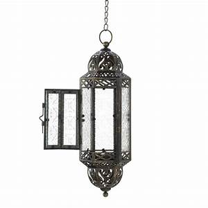 Hanging Victorian Candle Lantern Wholesale at Eastwind