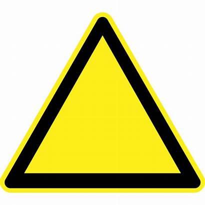 Triangle Cliparts Hazard Clip Symbol Clipart Warning