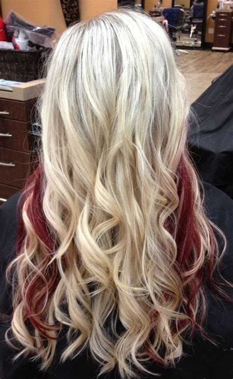 25 Best Ideas About Bright Red Highlights On Pinterest