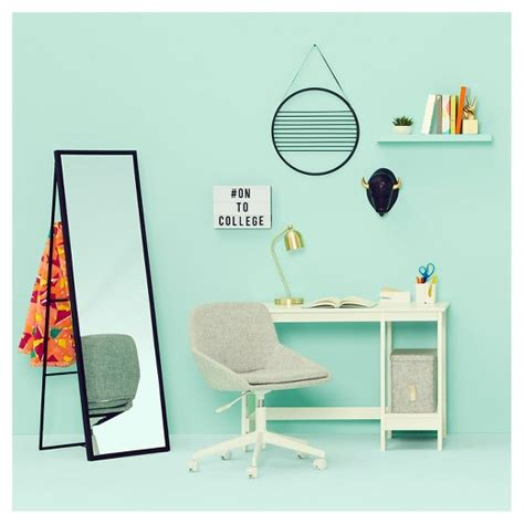 room essentials trestle desk white room essentials target