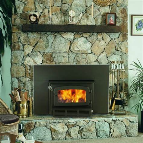 fireplace insert with blower drolet escape 1400 wood burning fireplace insert w blower