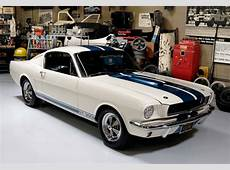 1965 Shelby Mustang GT350 – Shelby American Collection