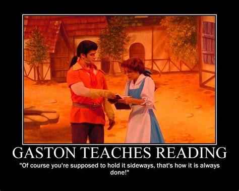Gaston Meme - image 60336 gaston reads x know your meme