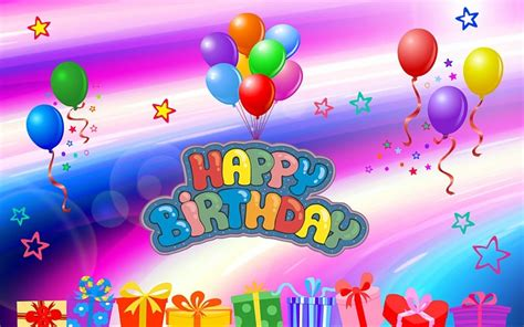 Free Birthday Card Picture by Birthday Happy Balloons 183 Free Image On Pixabay
