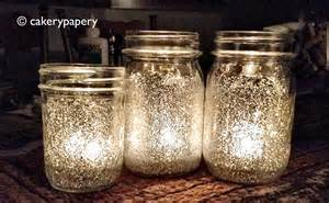 Gold Mercury Glass Bathroom Accessories by 5 Fun Diy Centerpieces For Any Event