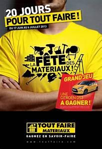 Catalogue Tout Faire Materiaux : catalogue promo toutfaire du 17 06 au 6 07 13 ~ Dailycaller-alerts.com Idées de Décoration